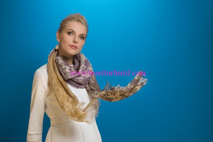 İpekevi 2016 Traditional Şal Koleksiyonu