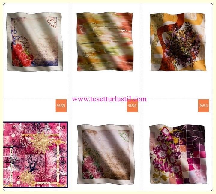 Tuğba Venn 2016 sonbahar-kış eşarp koleksiyonu