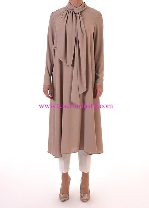 Armağan Giyim bej tunik