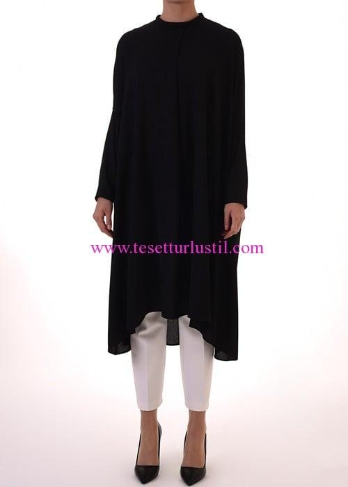 Armağan Giyim siyah tunik