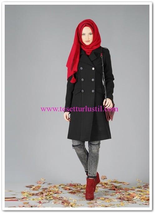 Alvina-9550-vera-soft-kaban-36-44 beden-siyah