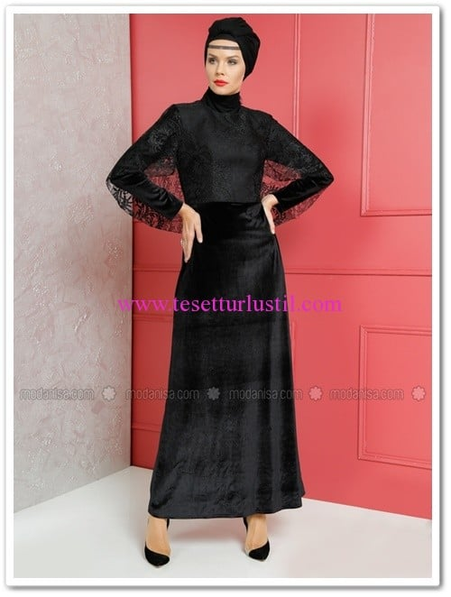 dantel-detayli-kadife-abiye-elbise-siyah-dersaadet