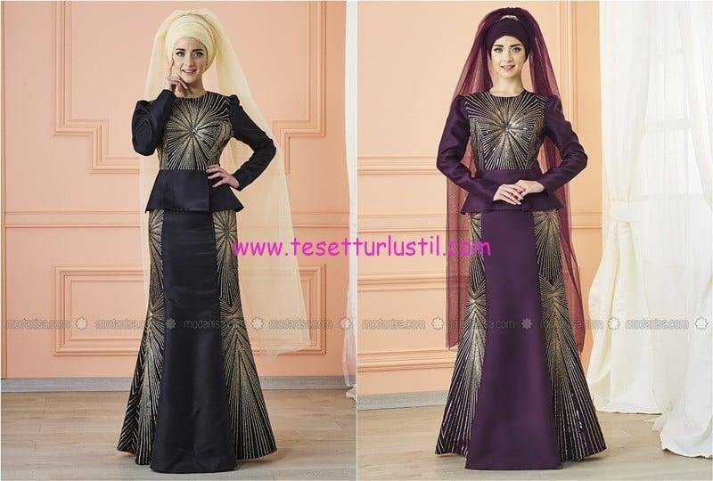 mevra günaşk abiye elbise-620 TL