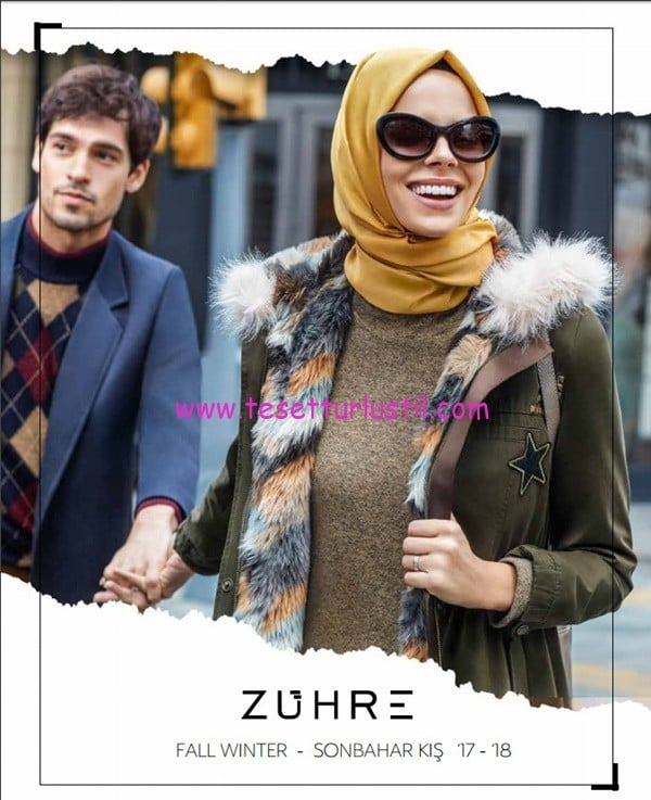 zühre 2018 fall winter collection