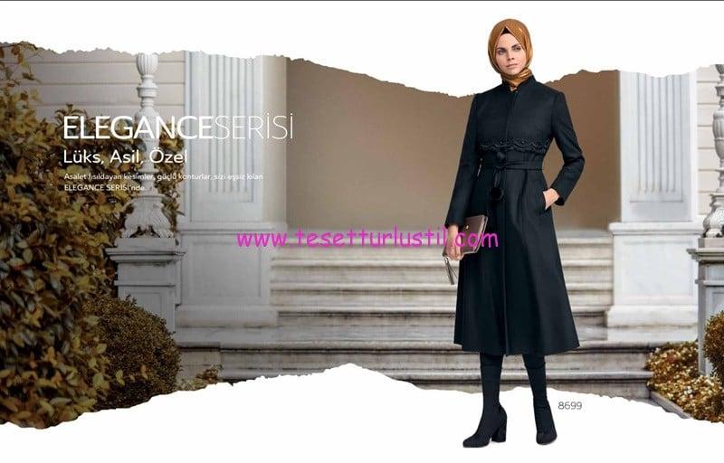 zühre 2018 kış koleksiyonu elegance serisi